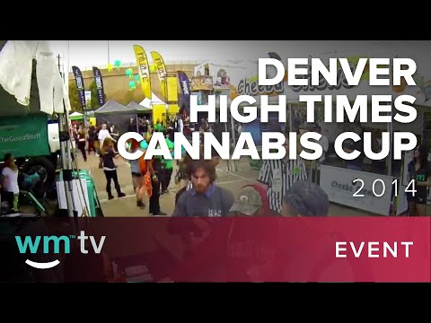 Denver High Times Cannabis Cup 4/20 Holiday 2014 - Part 1