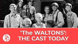 Where Is The Cast Of 'The Waltons' Today?