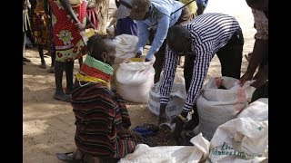 Has the media covered the true picture of drought situation in Kenya?