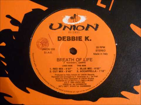 Debbie K. - Breath Of Life