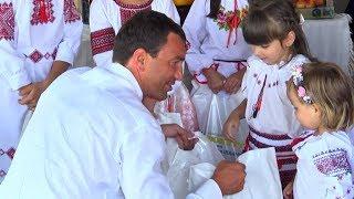 Народний депутат Андрій Іванчук облаштував дитячий майданчик поблизу сиротинця