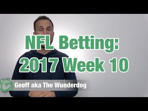 Week 10 NFL Picks 2017
