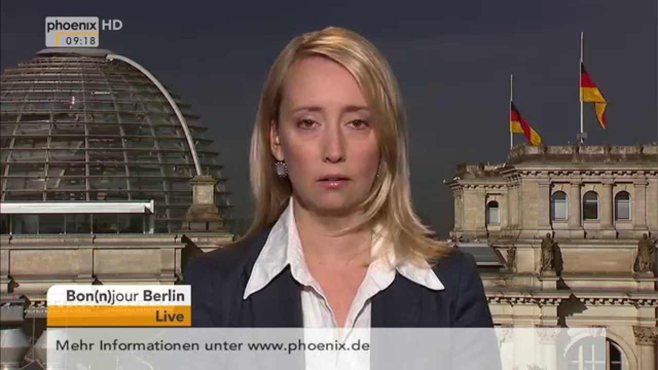 Bon N Jour Berlin Melanie Amann Zur Politik Der Kanzlerin In Der