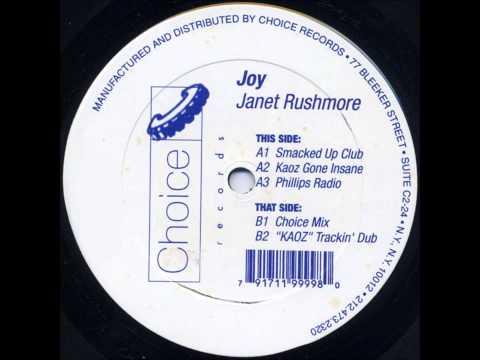 Janet Rushmore - Joy (Phillip's Radio)