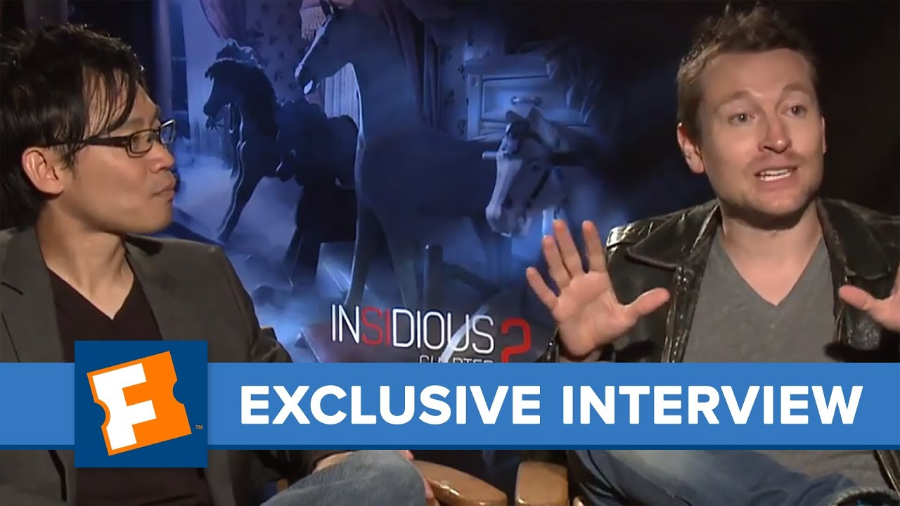 Insidious: Chapter 2 Exclusive Interview | House of ...