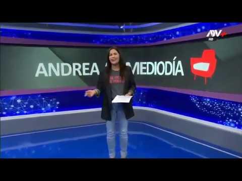 El 'Grupo Río' en Andrea al Mediodía - Programa del 30 de Agosto de 2018