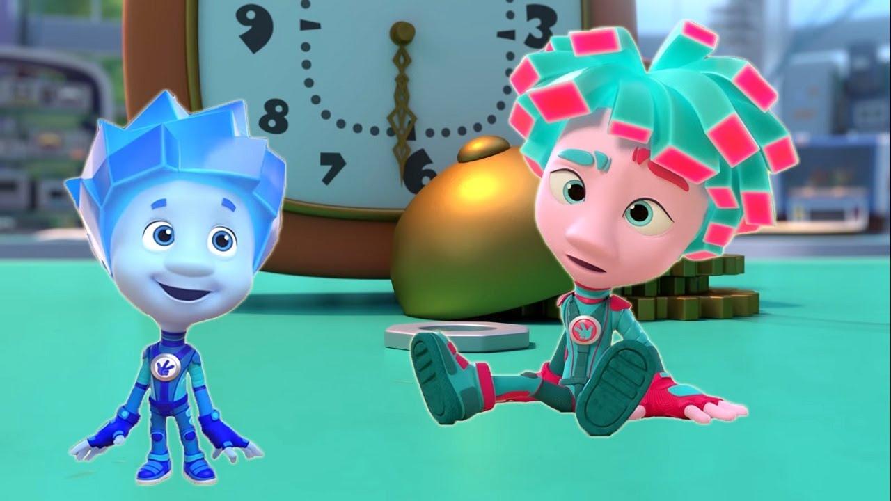 Фиксики - ✌ ТОП-10 серий ✴ (Танцы, Автопилот, Рентген...) | Познавательные мультики для детей