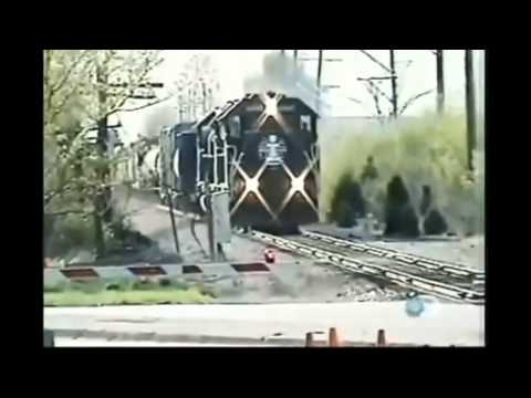 Ultimate Train Crashes Ever