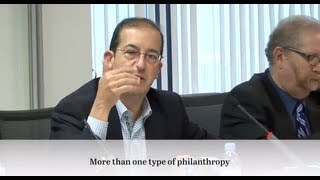 Nonprofit News Roundtable Highlights: More Than One Type of Philanthropy