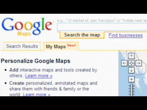 Google Maps: Create Personalized Maps