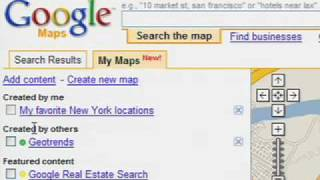 Google Maps: Create Personalized Maps