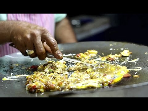 Most Delicious Egg Dishes Ever | Indian Egg Dishes | Street Food Unlimited 2017