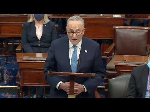 Schumer: January 6 was 'stain on our country' and a day that will 'live in infamy'