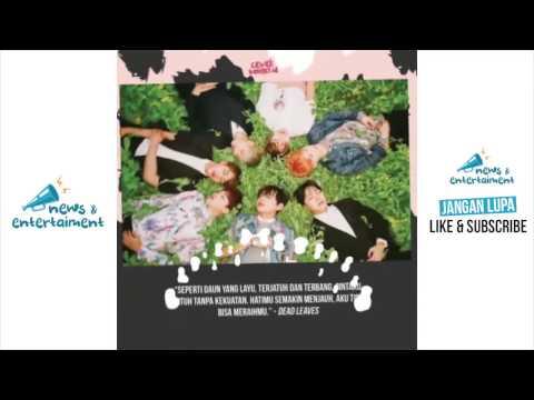 10 Lirik Lagu Galau & Romantis Dari BTS Yang Ngena Banget Di Hati.