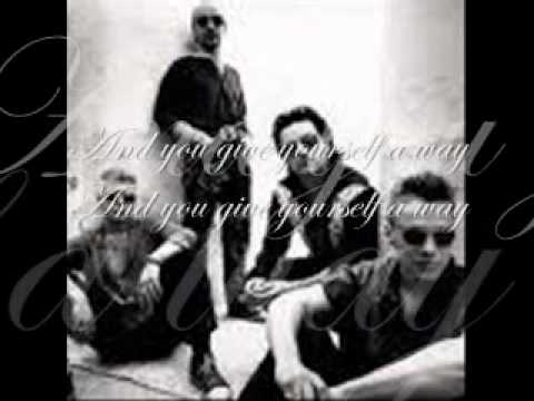 U2-With or without you with lyrics