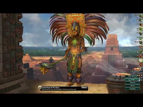 Civilization 5 Vox Populi - India - Part 4 [deity][epic]