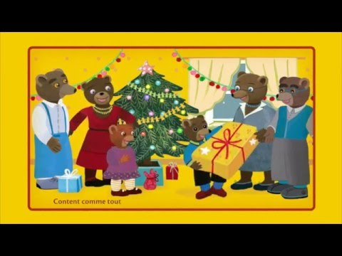 Joyeux Noel Petit Ours Brun.Petit Ours Brun C Est Bientot Noel Histoire Et Chanson