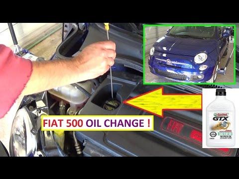 Turn off oil change indicator light - Fiat 500 | Doovi