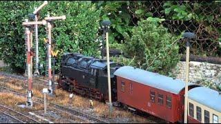 HSB-Gartenbahn - Der Traum geht weiter, Teil 1/2