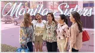 MEET MY MANILA SISTERS! | JAMIE CHUA