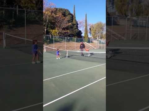 #SinazoNdube #4yrsold #tennis #torotennis #torotennisacademy #capetown #southafrica