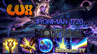 Lux Montage by Ironman1720 #4 2020 - Best Lux Mid and Supp Plays S10 - League of Legends