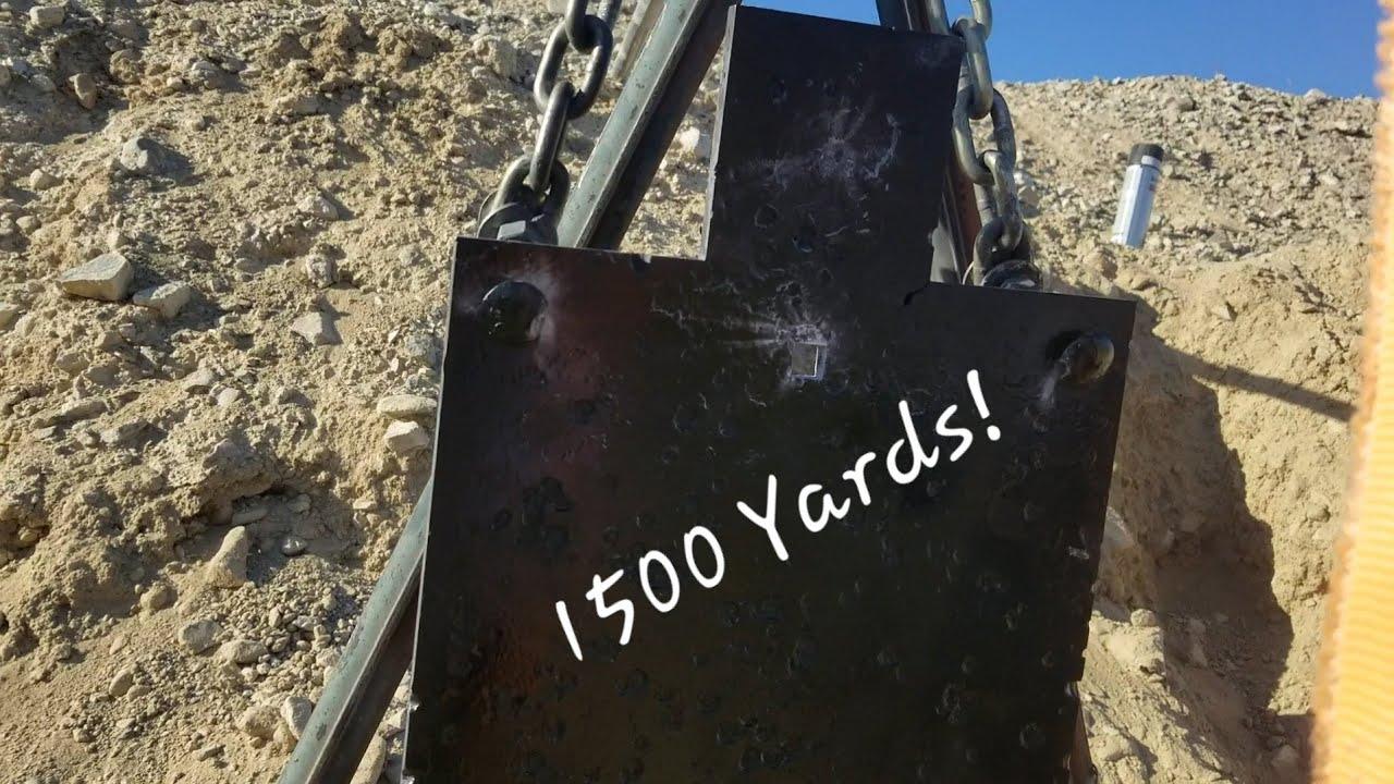 Savage 110 Tactical 6.5 Creedmoor - 1500 Yards - Long Range