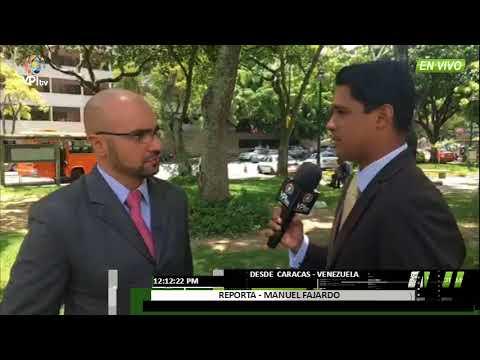 Venezuela. Entrevista Abogado Luís Sucre - VPITV