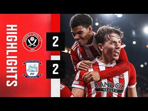 Sheffield Utd Preston Goals And Highlights