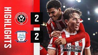 Шеффилд Юнайтед  2-2  Престон Норт Энд видео