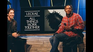 Lecrae interviewed by Steve Carter at Willow Creek Community Church