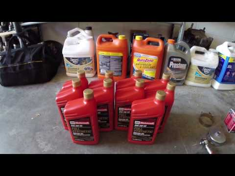 Ford Shelby GT350 Oil Change DIY + Draining Oil Catch Can / Separator