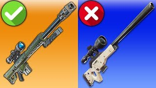 RIP Bolt Action Sniper in Fortnite... (PATCH NOTES) Chaos