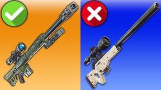 RIP Bolt Action Sniper à Fortnite... (NOTES DE PATCH) chaos
