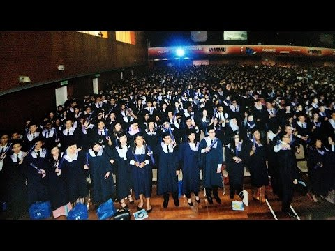 MMU Convocation 2016 - Faculty of Law