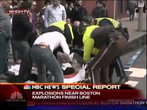 Boston Marathon bombings-- NBC News coverage