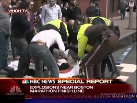 Boston Marathon bombings-- NBC News coverage