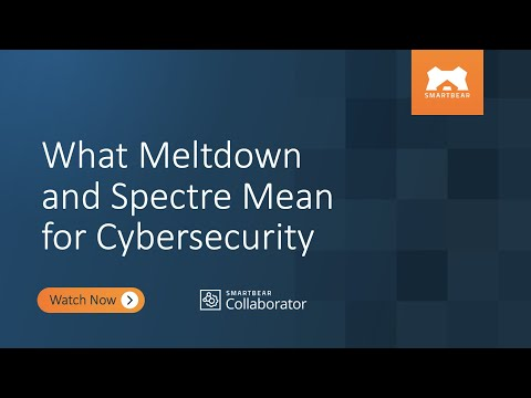 What Meltdown and Spectre Mean for Cybersecurity in 2018