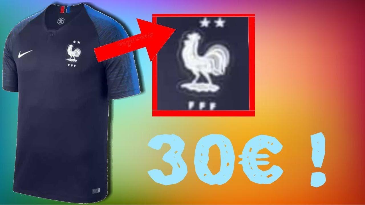 high fashion high quality pick up AVOIR UN MAILLOT EDF 2 ETOILES POUR 30 EUROS !!