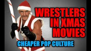 Wrestlers in CHRISTMAS MOVIES