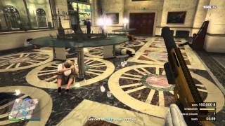 GTA 5  DLC BRAQUAGE PACIFIC STANDARD HEIST EPISODE 6/6 PART 1