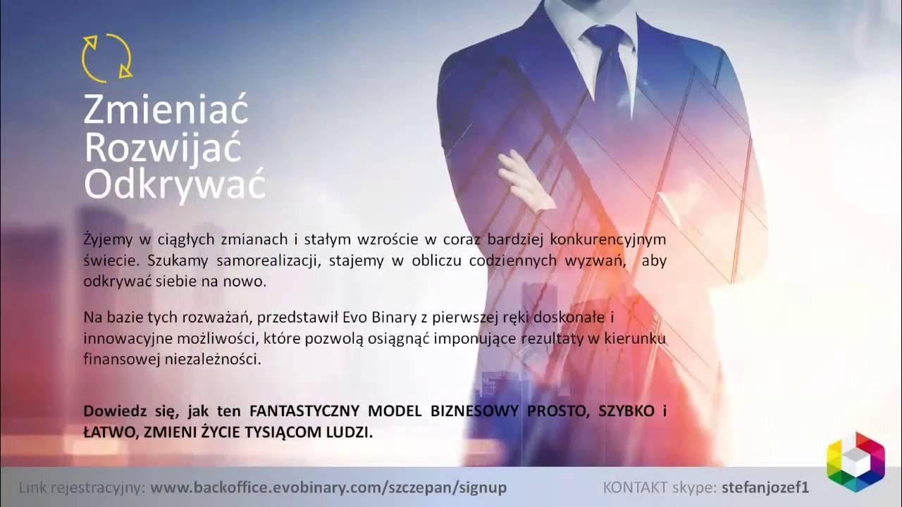 Binary options po polsku