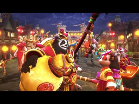 Heroes of the Storm - Lunar New Year
