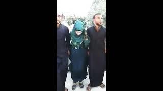 دبكه فراتيه ألأهل-الرقه زمارة خمسه عتيجه //2019