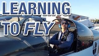 Learning To Fly and How to Become a Pilot - Luis Angel | Superhuman Adventures