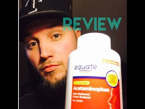 Equate Extra Strength Review - Quick Pain Relief