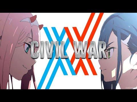 Darling in the FranXX: Civil War