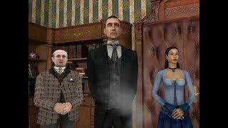 Шерлок Холмс. Загадка серебряной сережки. Назад в прошлое.#1
