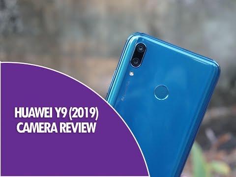 Huawei Y9 (2019) Camera Review- AI Quad Cameras - YouTube