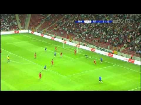Turkey 3:0 Estonia 2011